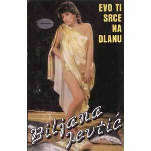 Biljana Jevtić Evo ti srce na dlanu